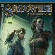 Shadowtide: A Blue Rose Novel by Joseph D. Carriker, Jr.